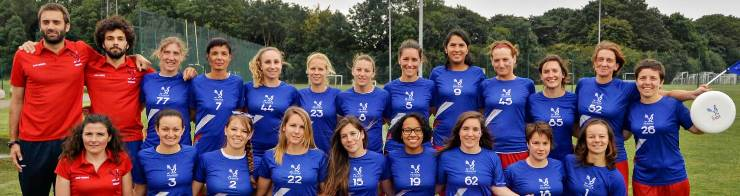 France Féminine | EUC 2015 - Copenhague