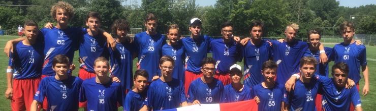France U17 Open | EYUC 2016 - Gent