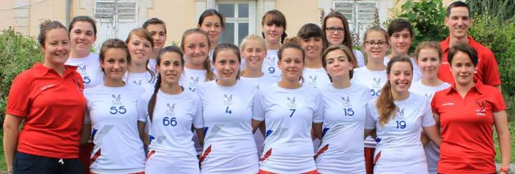 France U20 Women WJUC 2014