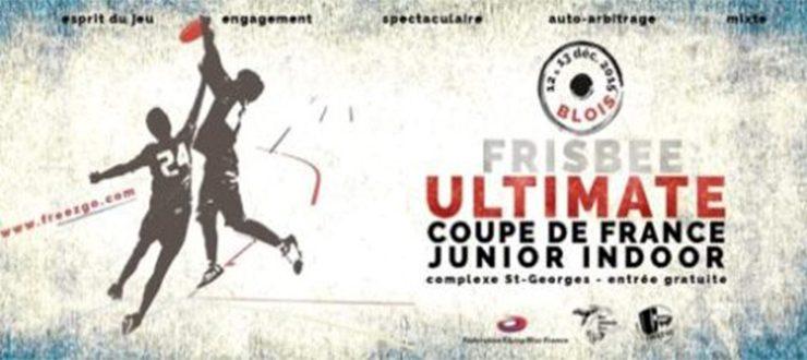 © 2015 – La 4e édition de la Coupe de France Junior Indoor a regroupé 55 équipes à Blois.
