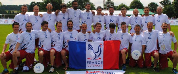 France Master Open WUGC 2016 - © FFDF 2016