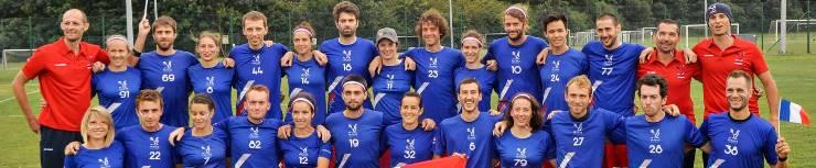 France Mixte | EUC 2015 - Copenhague