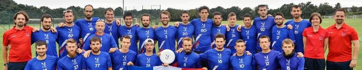 France Open | EUC 2015 - Copenhague