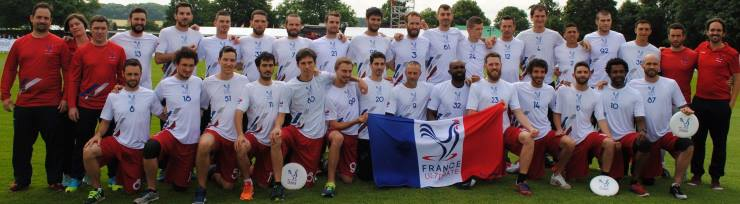 France Open WUGC 2016 - © FFDF 2016