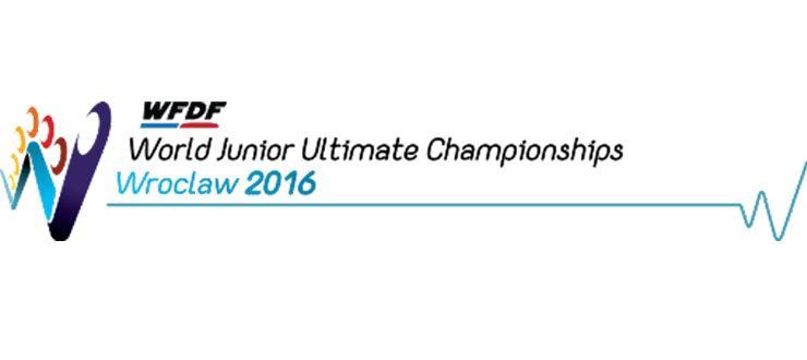 Championnat du Monde Junior d'Ultimate 2016 - 31 Juillet/6 Août 2016 - Wroclaw (Pologne)